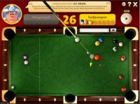Screenshot Pool Billard - Tipp24Games