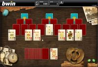 Screenshot Scarab Solitaire - bwin