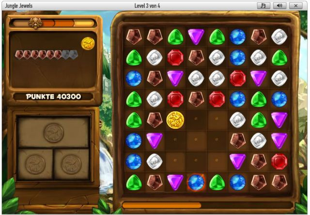 Skill Games Game Duell